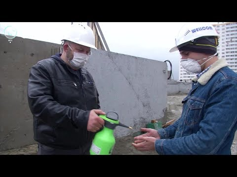 Строительные фирмы Новосибирска переходят на работу в три смены