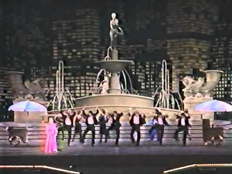 Night Of 100 Stars II - Opening Number (New York)
