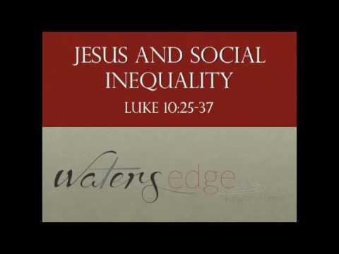Jesus & Social Inequality