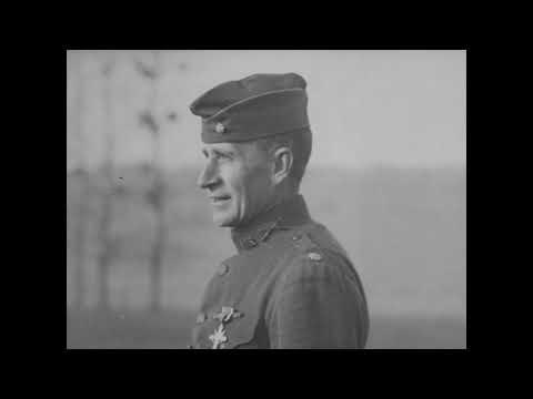 Post Armistice Training, 36th Division [1918-1919]