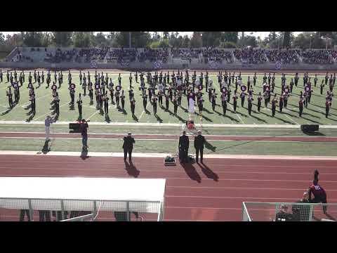 Mercer Island High School Marching Band - 2019 Pasadena Bandfest
