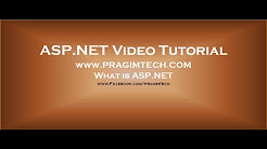 Learn asp. Net   free tutorials, courses, videos, and more  . Net.