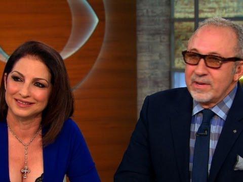 Gloria and Emilio Estefan talk relationship's staying power