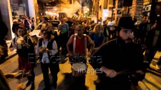 Greece: Global Marijuana March turns into a wild party in Athens