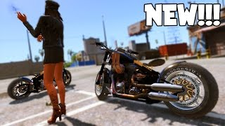GTA 5 DLC UPDATE NEW DLC BIKES RELEASED EARLY LIVESTREAM! (GTA 5 ONLINE)