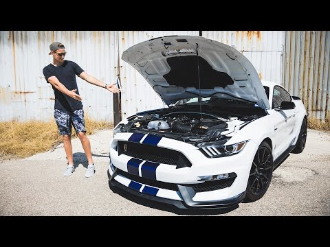 BEST SPORTS CAR UNDER 100K?! - 2017 Ford Shelby GT350