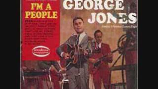 Watch George Jones I Dont Love You Anymore video