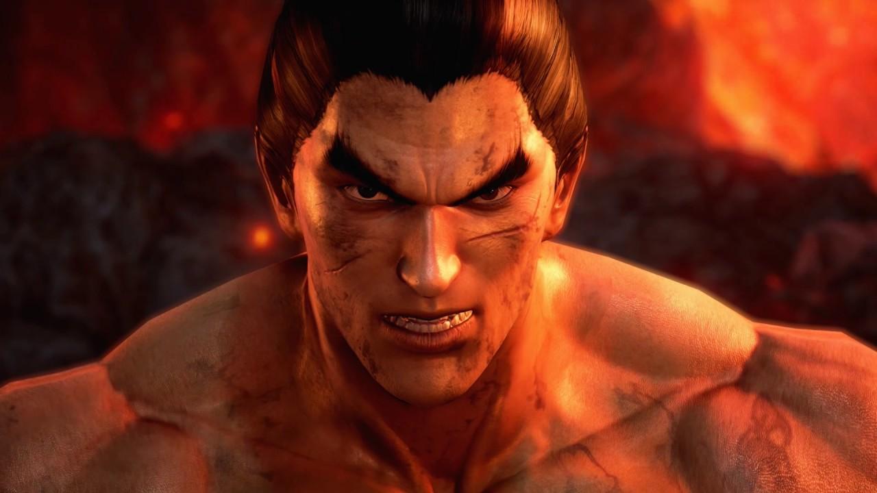 tekken 7 kazuya kills heihachi youtube tekken 7 kazuya kills heihachi
