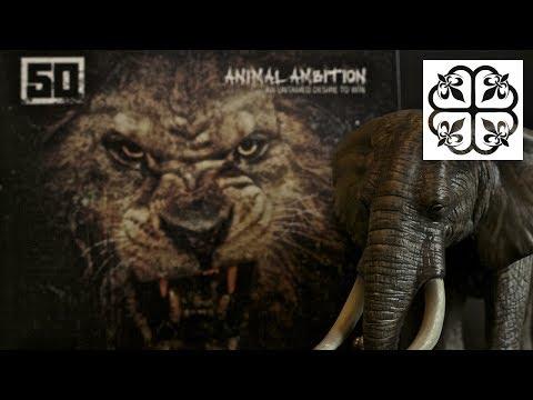 50 CENT ✘ ANIMAL AMBITION ➥ Album Unboxing