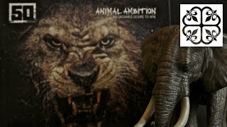 50 CENT ✘ ANIMAL AMBITION ➥ Album Unboxing
