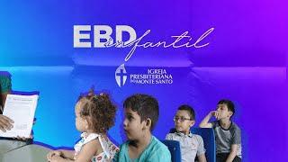 EBD INFANTIL IPMS | 13:06:2021 - Sala Josias 6 a 8 anos
