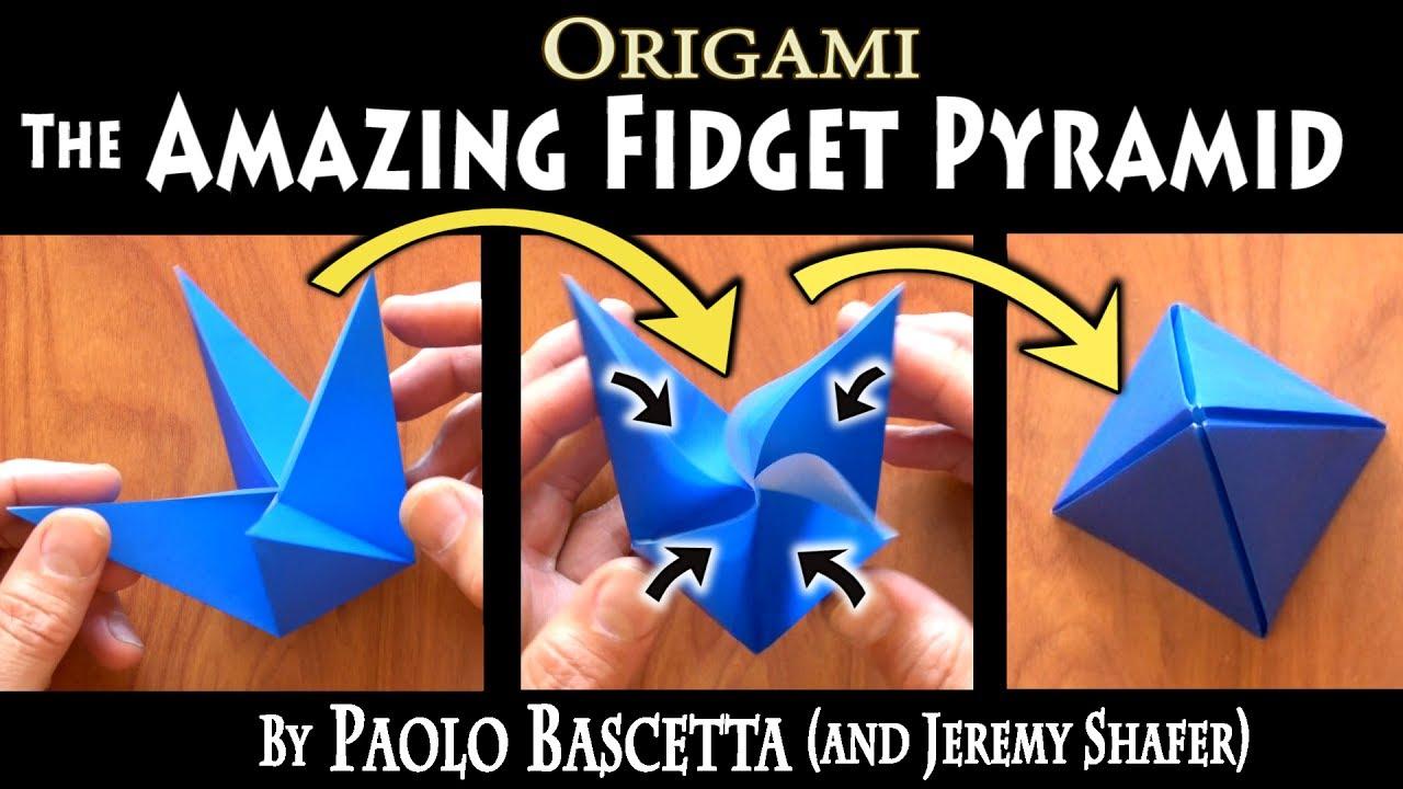 Magic Origami Spring Toy Tutorial   Origami toys, Origami design ...   720x1280