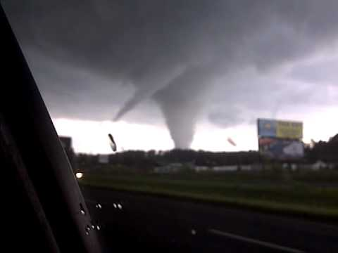 unbelievable cullman tornado i65 and hwy 278 youtube