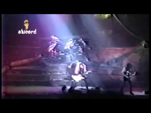 Metallica Funny and Fails Damage Justice Tour 88-89