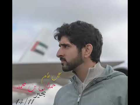 Dubai Crown Prince Sheikh Hamdans Private jet|Uae Royal|Aeroplane|Private plane