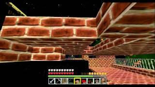 Minecraft : La grande bataille ( à l