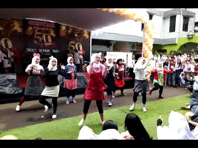 kabaret guru SMK Pasundan 1 Bandung 2018