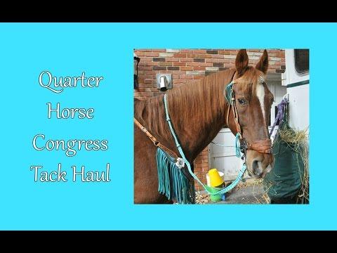 Tack Haul - Quarter Horse Congress 2016