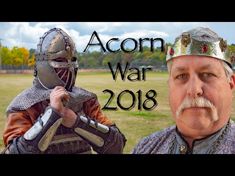 Acorn War 2018 - A look inside the SCA