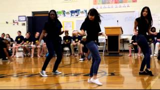 [Crestdale Middle School Winter Dance Concert] Butler Hip Hop Dance Team(Performed as special guest at Crestdale Middle School. I do not own any of these songs., 2013-01-12T16:15:33.000Z)