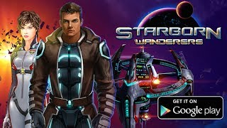Starborn Wanderers Android HD GamePlay Trailer