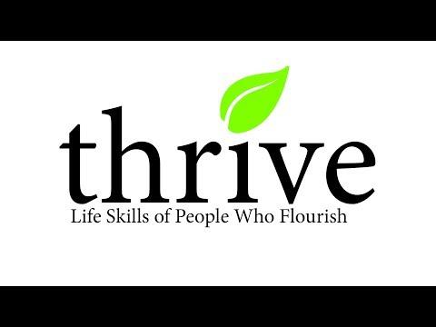 Thrive Pt  1