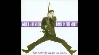 WILKO JOHNSON / Back In The Night