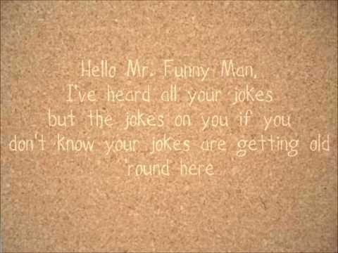 Christofer Drew - Mr. Funny Man (lyrics&download)