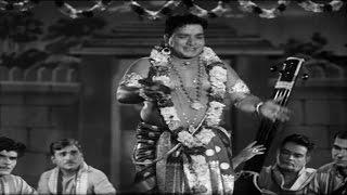 Namo Namo Nataraja Video Song || Dakshayagnam Movie || NTR, SVR, Devika