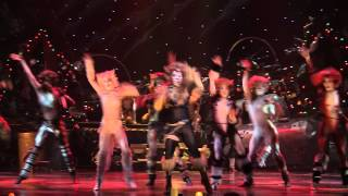 Todrick Hall as Rum Tum Tugger in CATS