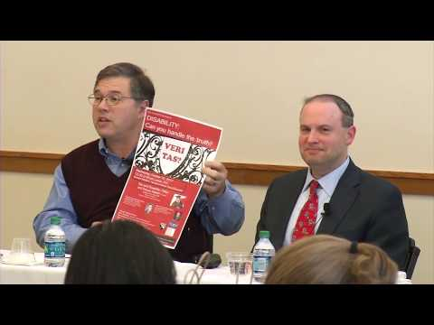 "HLS Library Book Talk | ""Disability, Human Rights, and Information Technology"""