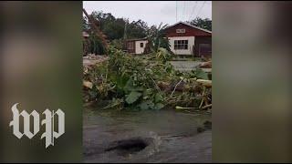 Cyclone Gita brings flooding to Samoa, heads toward Tonga