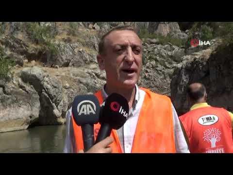 Diyarbakır'da STK'lar doğal alanlarda temizlik seferberliği başlattı