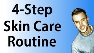 Basic Men's Skin Care Routine - Essentials for Healthy Skin