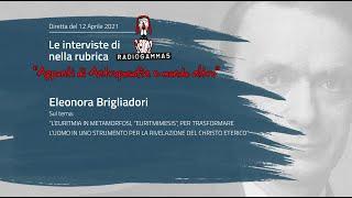 RADIO GAMMA 5 - Ospite: Eleonora Brigliadori (Euritmia/Euritmimesis)