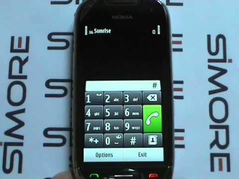 Nokia C7- Dual SIM Card Adapter SIMore Infinite 3G UMTS HSDPA for Nokia C7