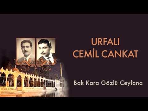 Urfalı Cemil Cankat - Bak Kara Gözlü Ceylana [ Urfalı Ahmet Ve Cemil Cankat © 2011 Kalan Müzik ]