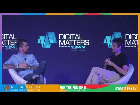 Digital Matters: A conversation between VICE Asia Pacific and Go-Jek, All That Matters 2018