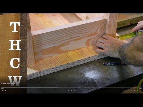 Woodworking Projects & Videos : Arts & Crafts Coffee Table