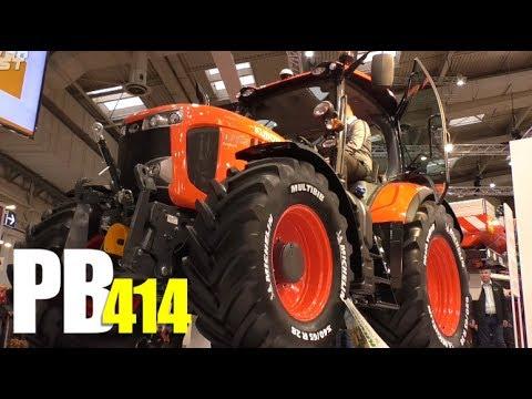 Les matériels dévoilés à Agritechnica 2017 ! [Partie 1] Powerboost n°414 (17/11/2017)