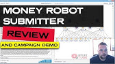 Money Robot Submitter Review | Best SEO Software - YouTube