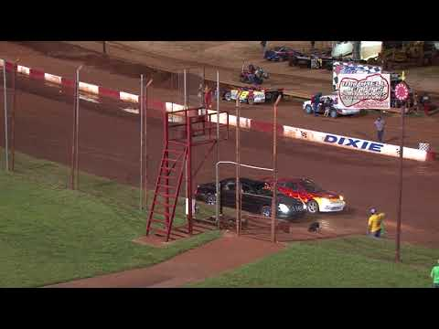 Dixie Speedway 9/9/17 One Lap Drags!