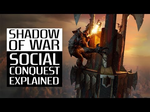 Shadow of War GUIDE   ONLINE CONQUEST - The risk of loosing a Captain