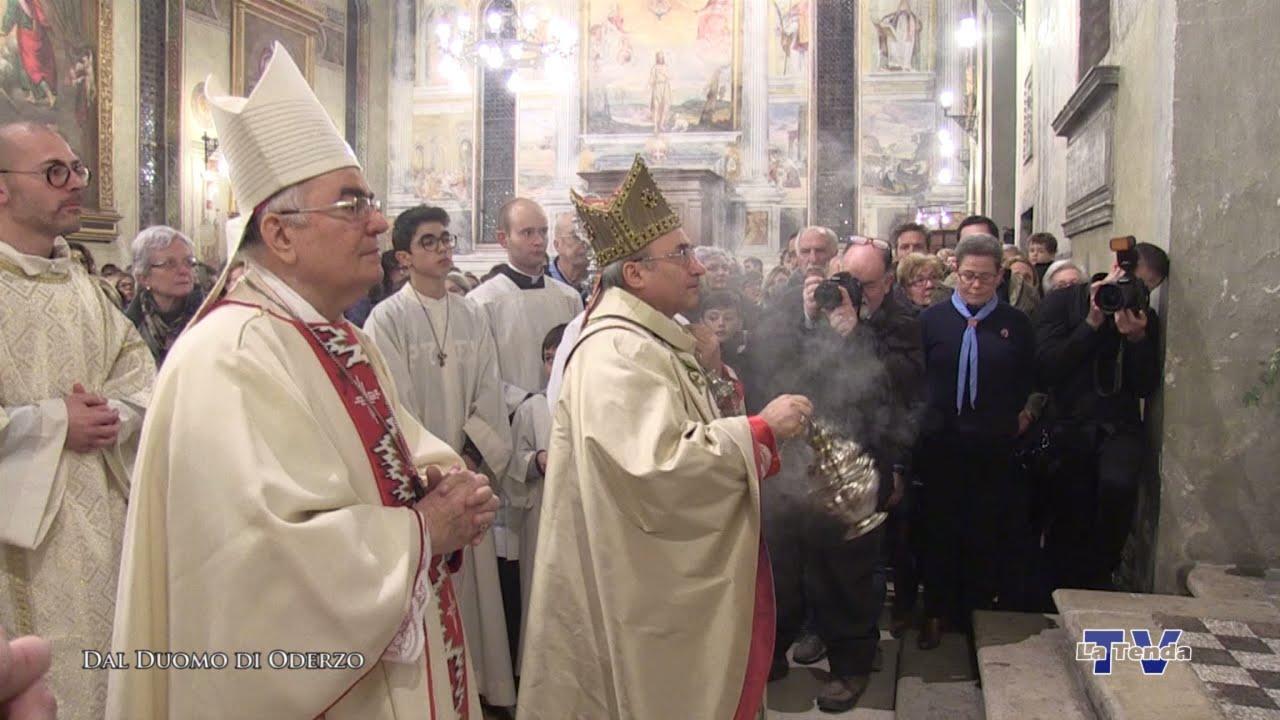 Celebrazione eucaristica per San Tiziano - Oderzo
