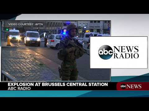 Brussels Central Station Explosion: Breaking News Coverage F
