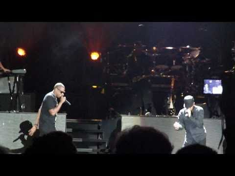 JayZ and Drake  Light Up Yankee Stadium  Concert HD 91410