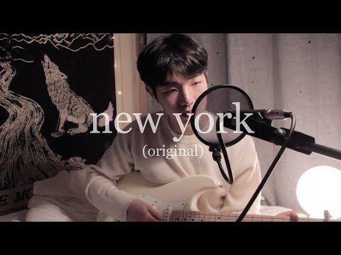 New York (Original Song) By Jihwan Kim