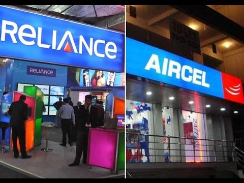 जिओ के खिलाफ एक हुए रिलायंस और एयरसेल  | Rcom, Aircel get shareholders' approval for merger