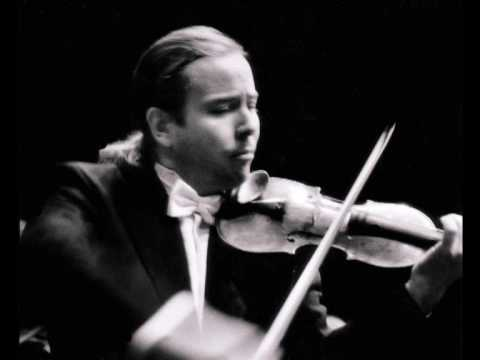 "Niccolò Paganini Violin Concerto no.4  Part1 - allegro Maestoso Jan Stigmer ""LIVE"""