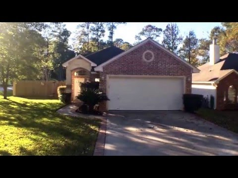 Houses for Rent in Houston Texas: Montgomery House 3BR/2BA by Property Manager in Houston